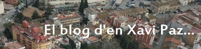 El Blog d'en Xavi Paz