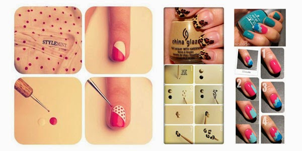 Cute easy nail designs for beginners nail art and tattoo design cute easy nail designs for beginners prinsesfo Choice Image