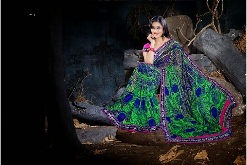 Latest-2014-summer-cotton-sarees-collections