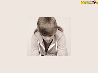 White wallpapers of justin bieber