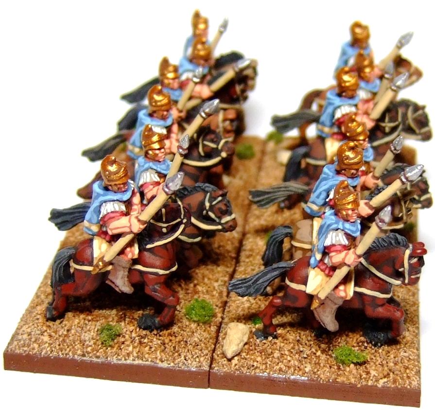 macphee 39 s miniature men 15mm thessalian heavy cavalry. Black Bedroom Furniture Sets. Home Design Ideas