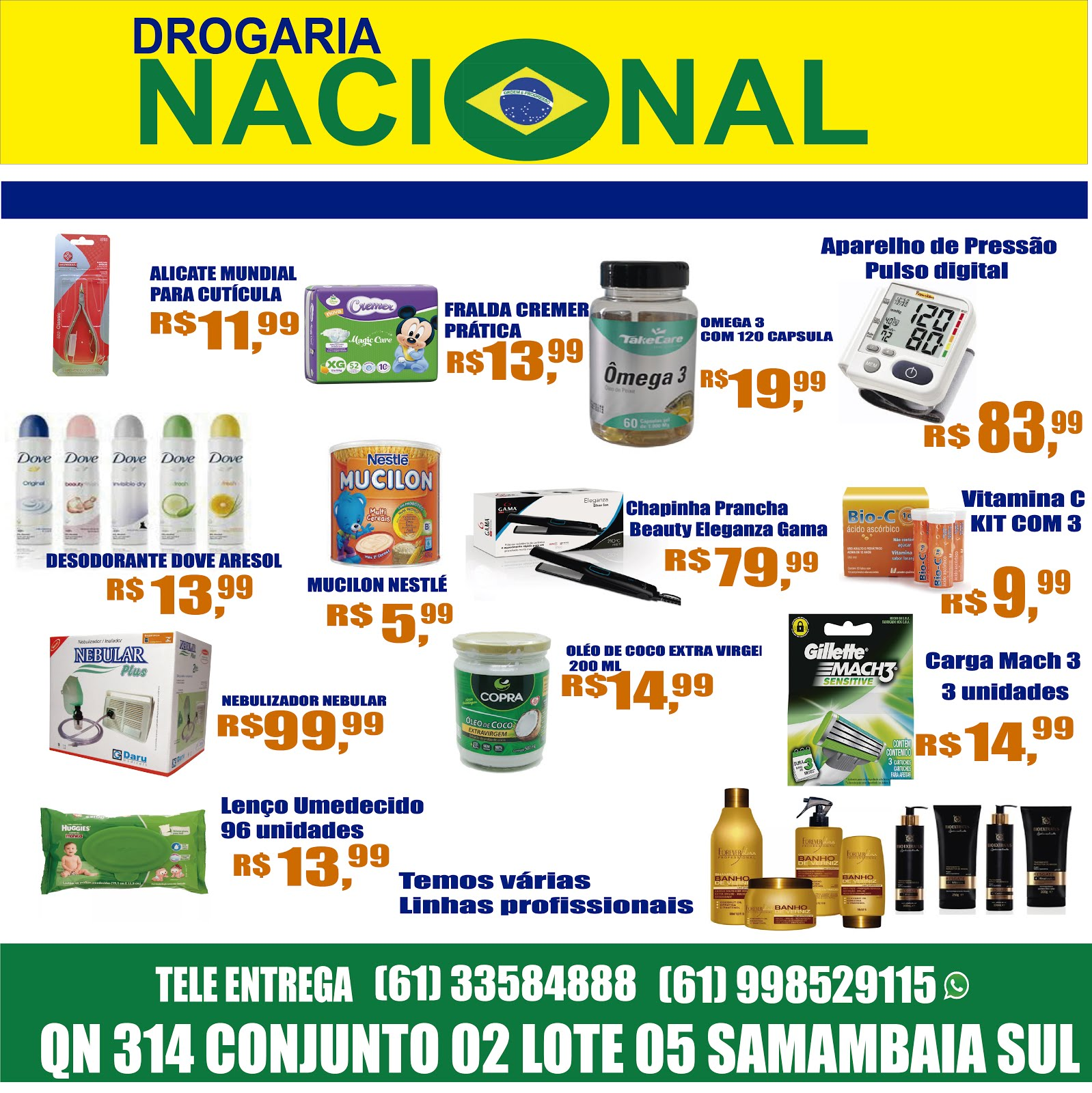 Drogaria Nacional