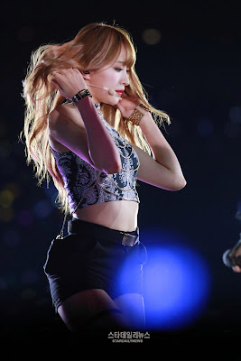 Hani EXID Dream Concert 2015
