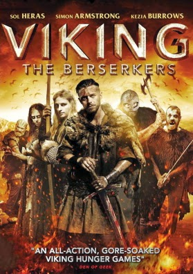 Viking: The Berserkers 2014 poster
