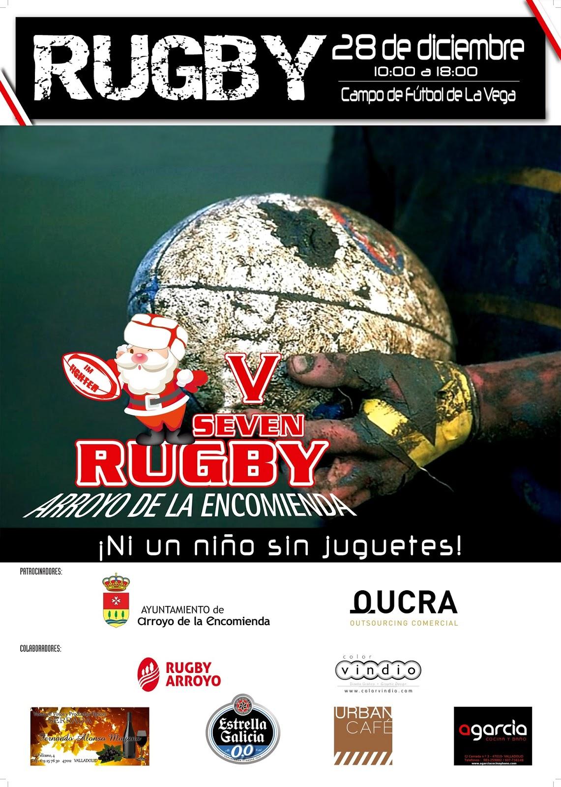 rugby Arroyo de la Encomienda Valladolid Banco del tiempo