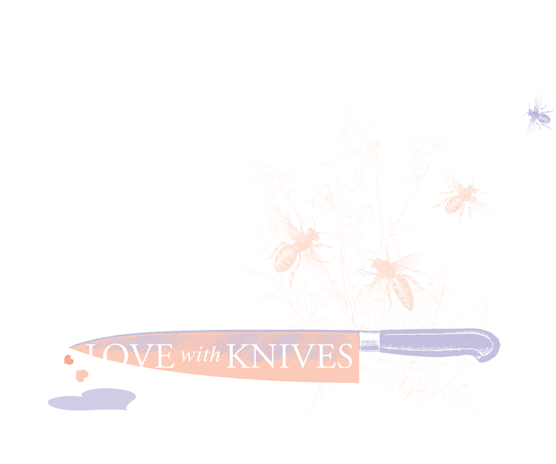 love with knives