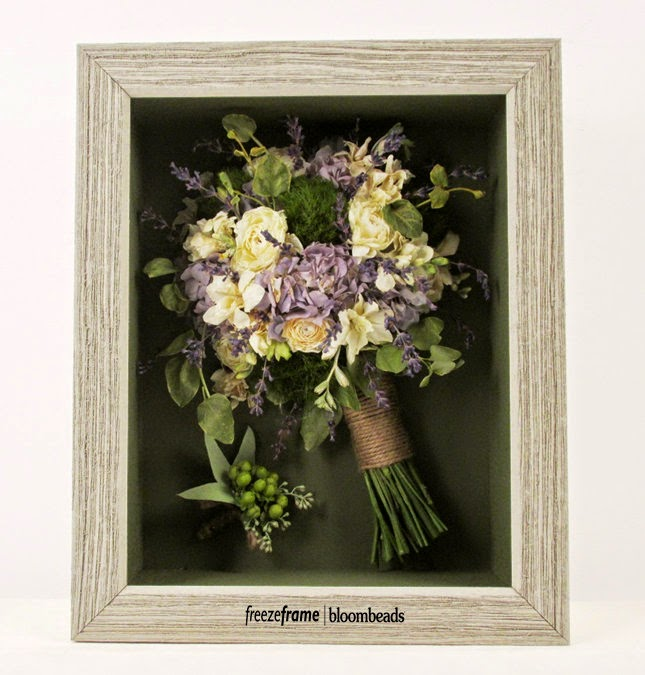 Frame Your Wedding Flowers How Can I Preserve My Wedding Bouquet