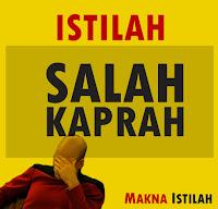 Ini Dia Istilah Salah Kaprah Dalam Bahasa Indonesia!