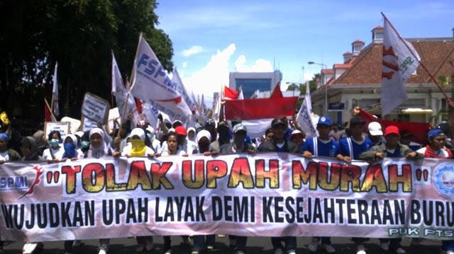 Gaji UMP 2014 & UMK 2014 Terbaru