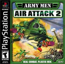 Download - Army Men - Air Attack 2 - PS1 - ISO