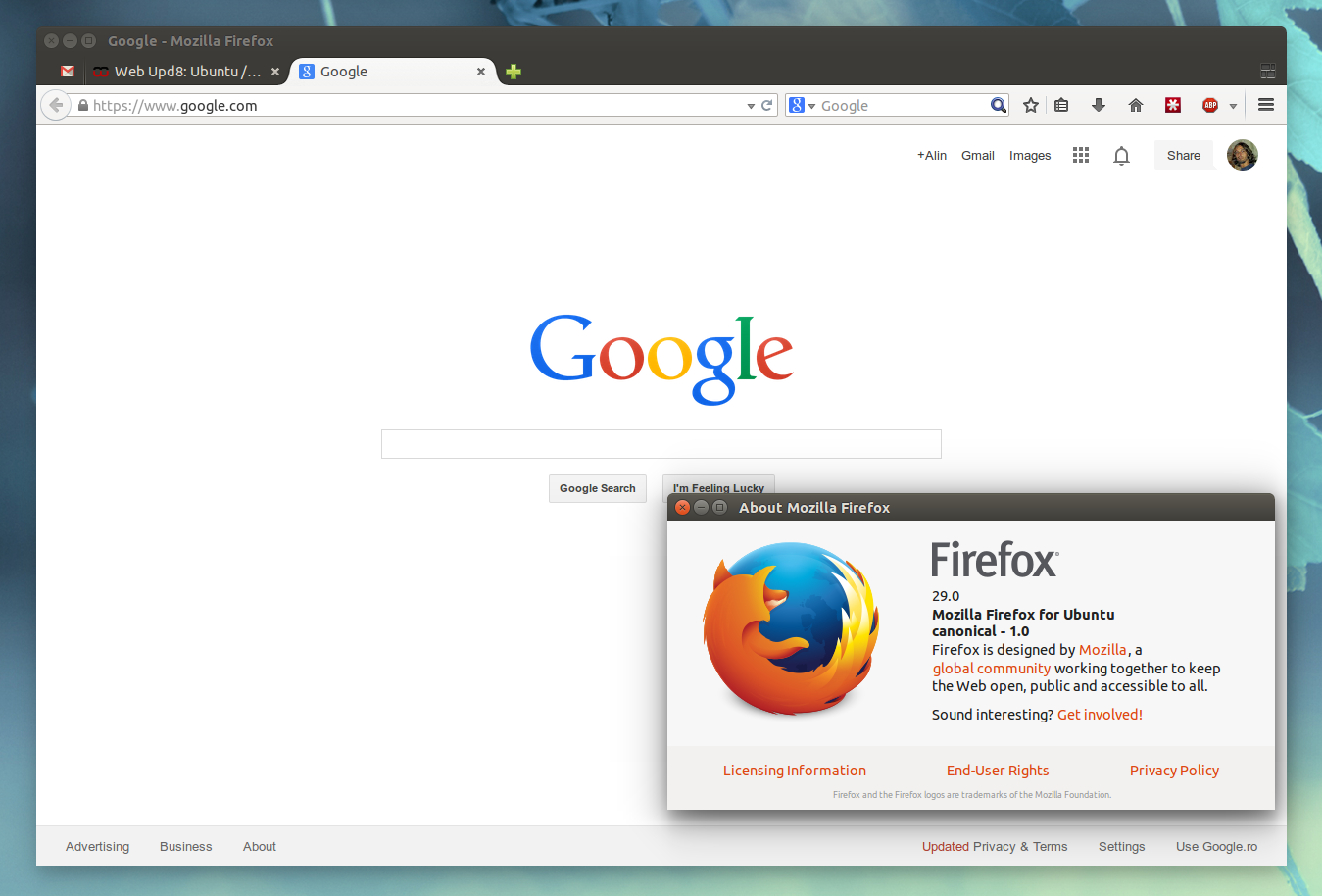 Where Is The Home Button On New Firefox