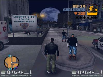 Grand Theft Auto (GTA) III Portable 4