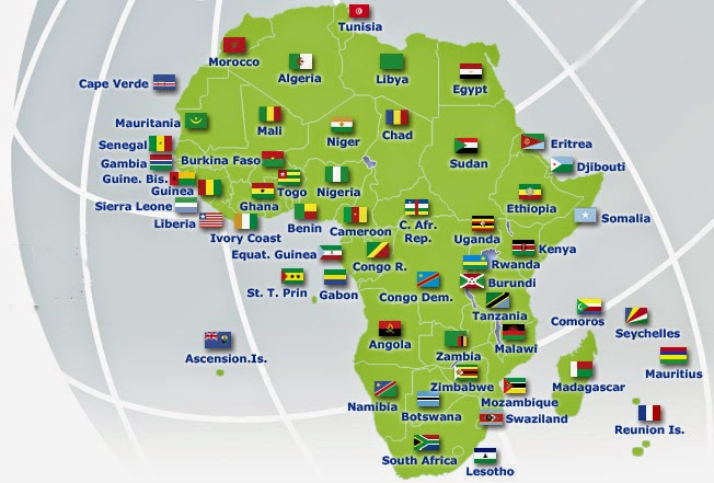PetroAfrique Top Oil Producing Countries In Africa Current - 10 most powerful countries in the world 2015