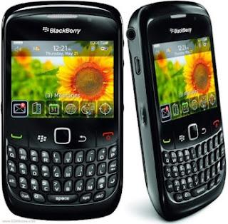 Gambar BlackBerry Gemini 8520
