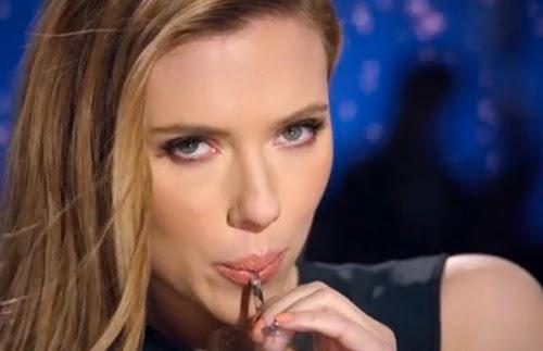 スカーレット・ヨハンソンが出演するSodaStreamのスーパーボウル用CMが、FOXから却下されてしまった「Sorry, Coke and Pepsi.(ごめんね、コーラとペプシ)」