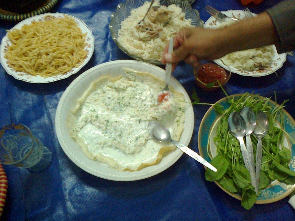 Food in yemen part 1 prasad rasal for Cuisine yemenite