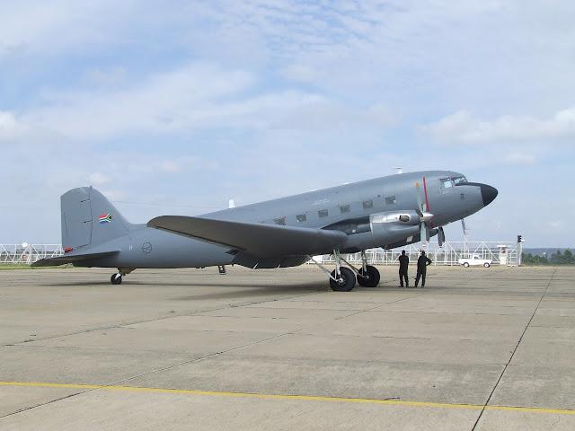 C-47TP Skytrain