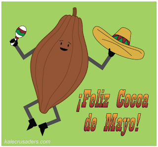 Feliz Cocoa de Mayo