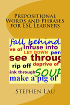 <b>Prepositional Words and Phrases for ESL Learners</b>