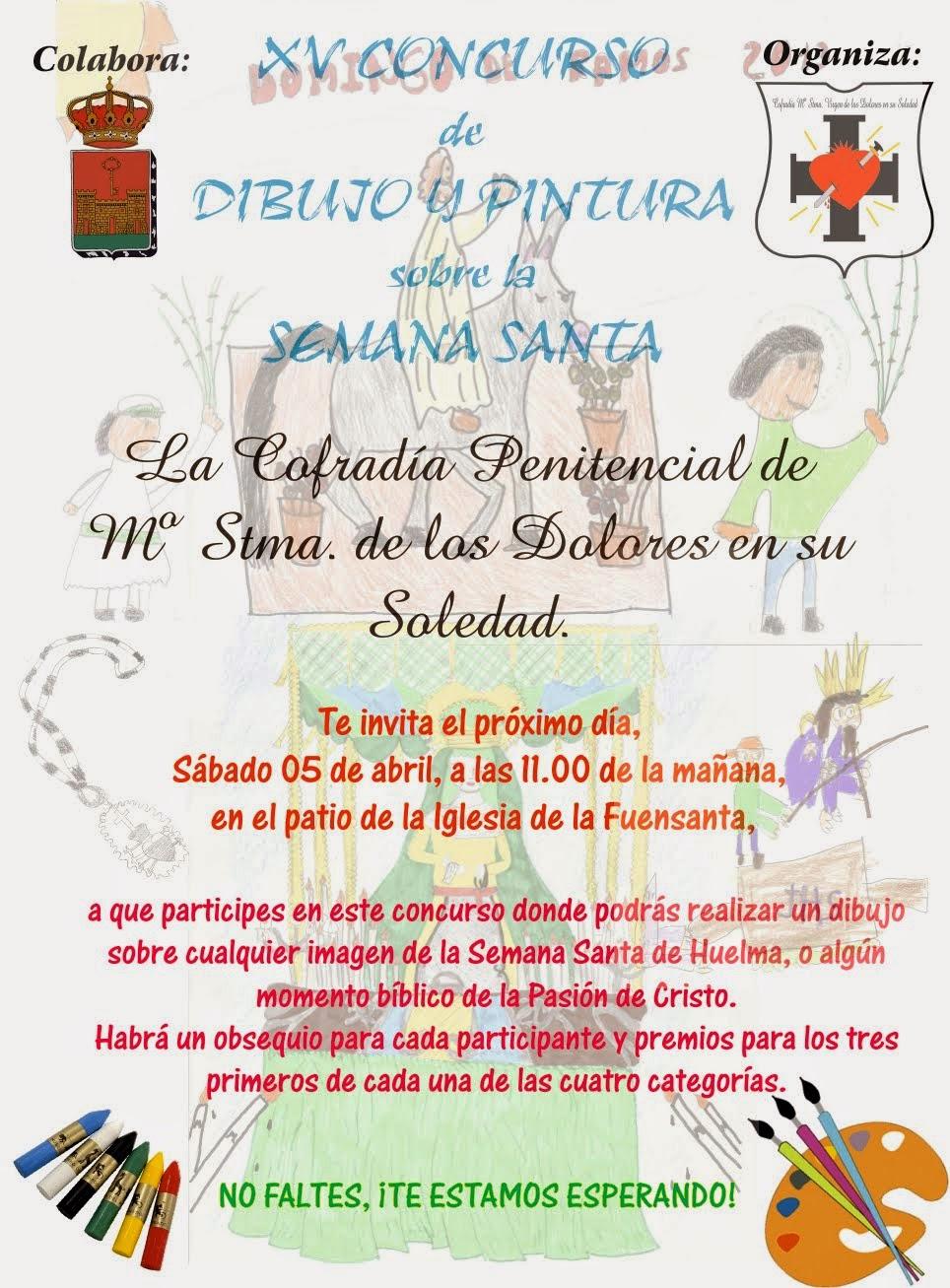 XV CONCURSO DE PNTURA SOBRE SEMANA SANTA