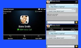 blackberry messenger ( BBM ) Versi 7