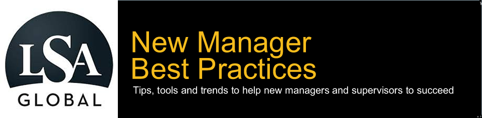 New Supervisor and New Manager Training Best Practices