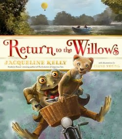 bookcover of RETURN TO THE WILLOWS  by Jacqueline Kelly