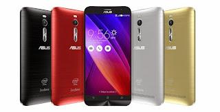 Harga ASUS ZenFone 2 RAM 4GB Sangat Terjangkau