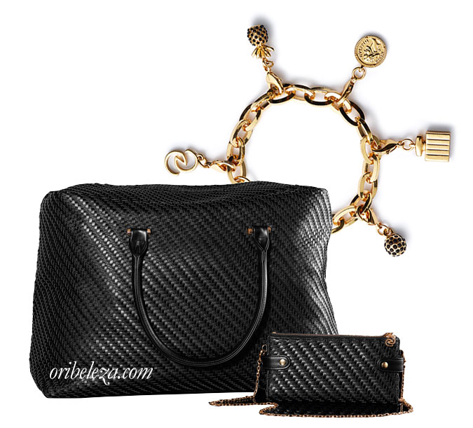 Acessórios de Luxo Giordani Gold da Oriflame
