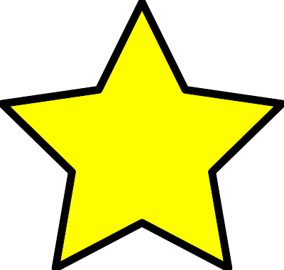 yellow star 1331px