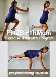 Fit2BirthMum Exercise & Health Program