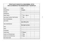 Download Instrument Standar Pelayanan Minimum SMP MTs