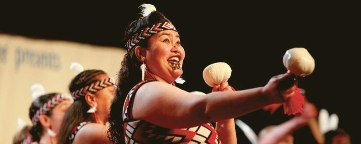 Hokowhitu-Atu Concert Party - Haere Mai! (Welcome)