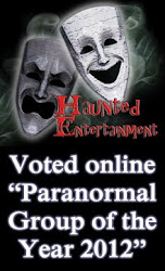 Haunted Entertainment&#39;s PGOTY Award 2012