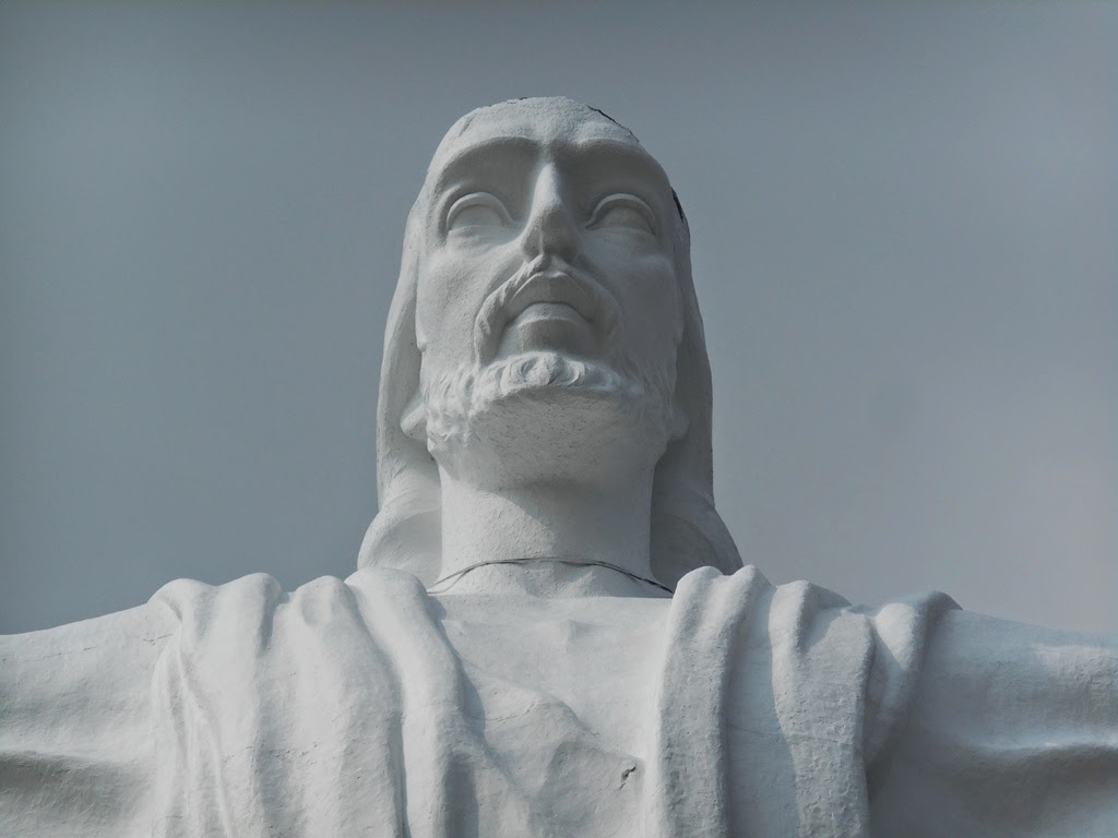Cristo Rey - Cali, Fotografía: Leonardo Bernal Tobón Dic-2014