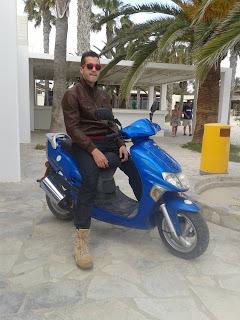 Cyprus on the bike
