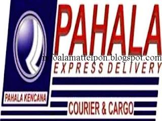 alamat ekspedisi pahala express palembang