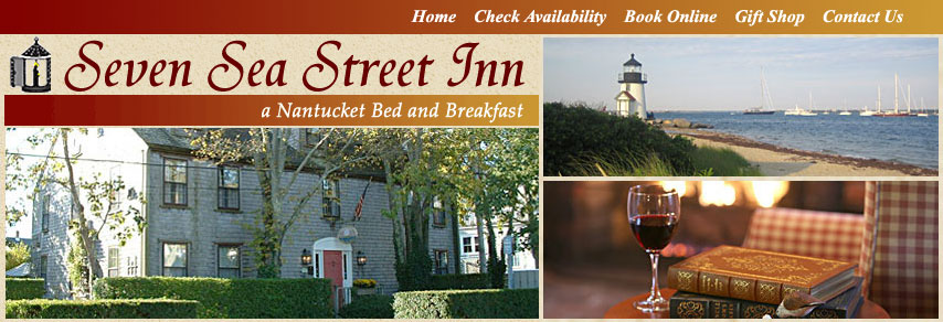 Nantucket Bed and Breakfast - Seven Sea Street Inn