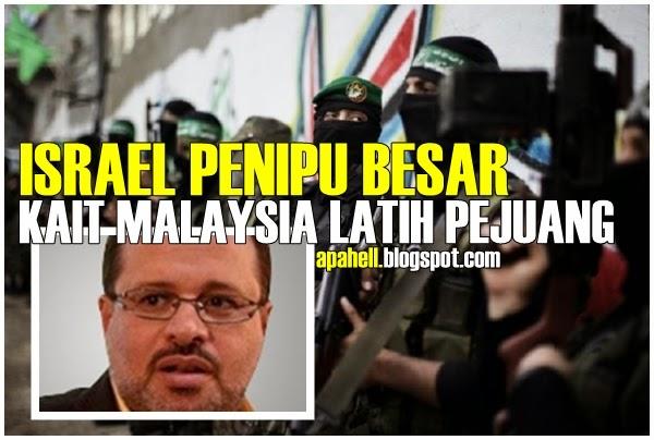 Pemimpin Kanan Hamas Sangkal Dakwaan Israel Kaitkan Malaysia Latih Pejuang