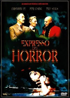 O Expresso do Horror Dublado