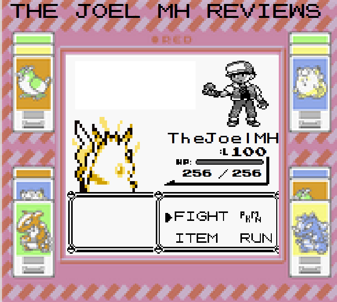 The Joel MH: Pokemon Red and Blue/Fire Red and Leaf Green