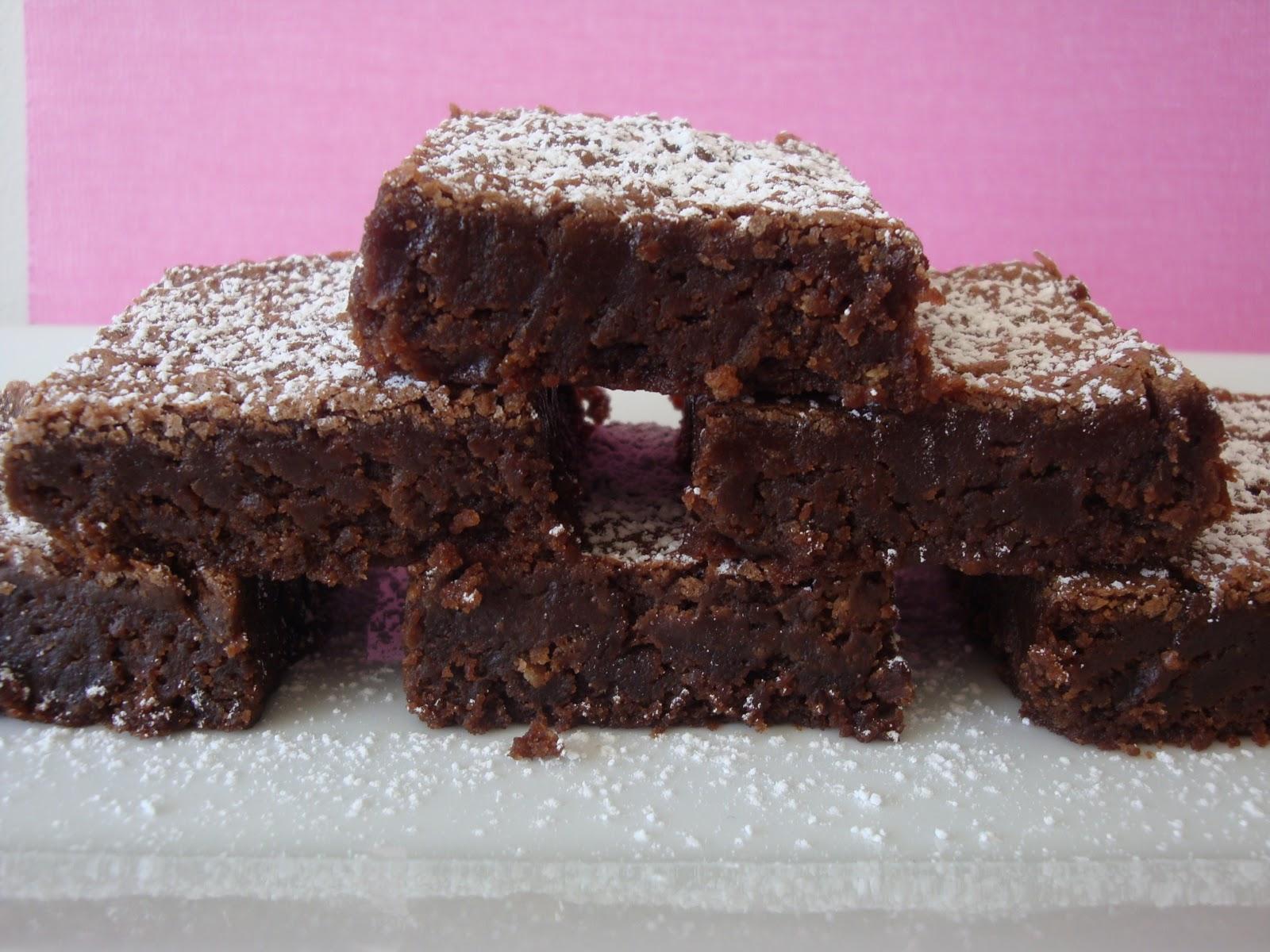 Brownie-Brown Sugar Parfaits Recipe — Dishmaps