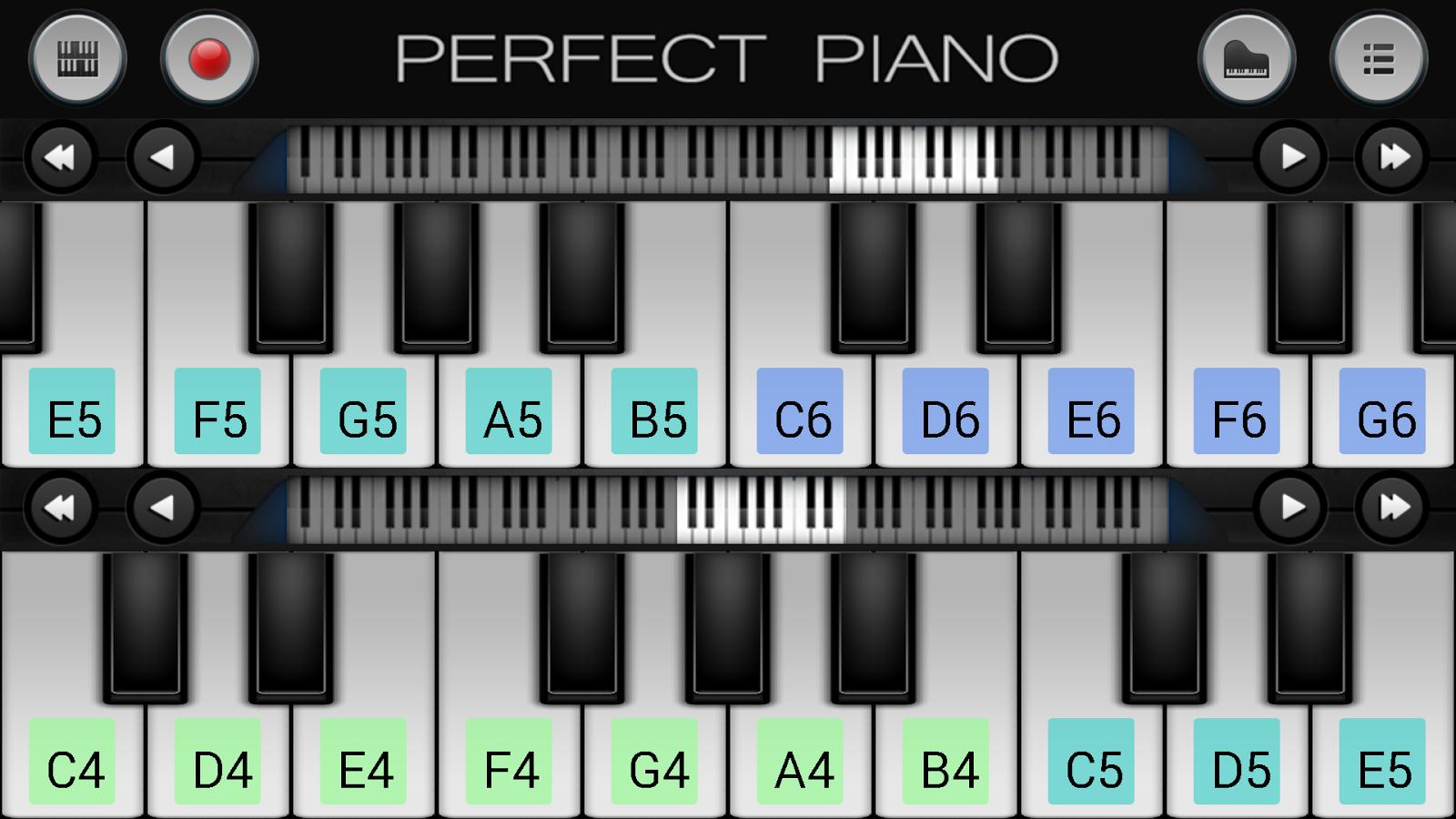 Piyano Oyunu Android