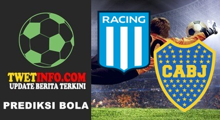 Prediksi Racing Club vs Boca Juniors