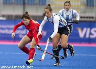 اولمبياد لندن ٢٠١٢: هوكي
