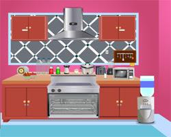 Solucion Kitchen Escape Guia