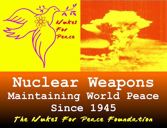 Nukes For Peace