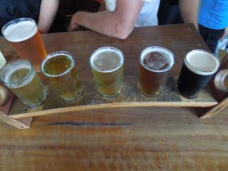 Hefewiezen, Kolsch, Pale Ale, Centennial, Irish Stout