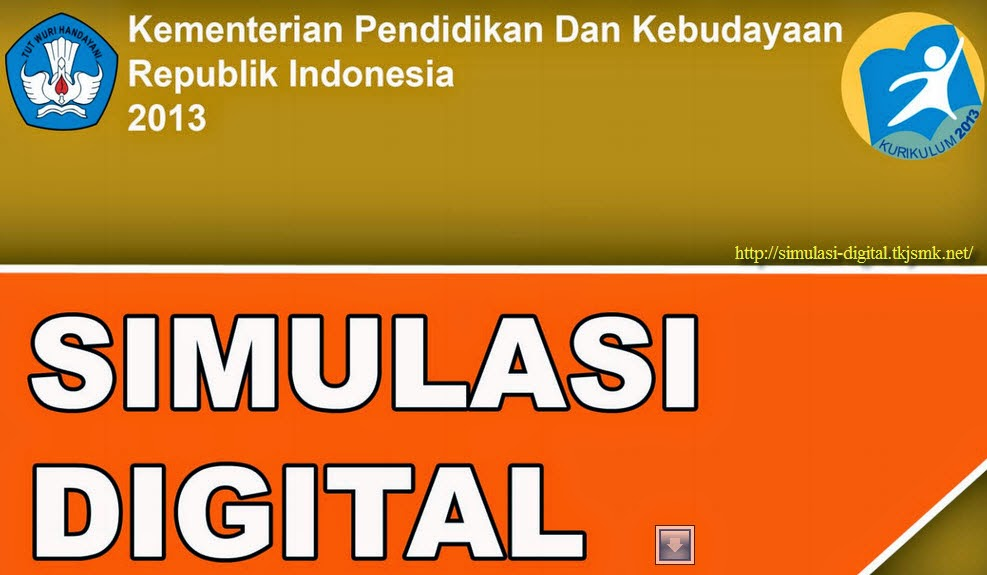 Download Buku Siswa Simulasi Digital TKJ SMK