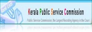 PSC Kerala Vacancies